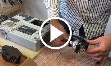 Βίντεο αλλαγής Panasonic